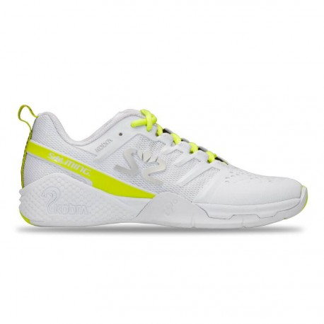 SALMING Kobra 3 Women Shoe White/Fluo Green