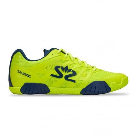 SALMING Hawk 2 Men Shoe Fluo Green/Navy