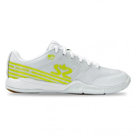 SALMING Viper 5 Women Shoe White/Fluo Green