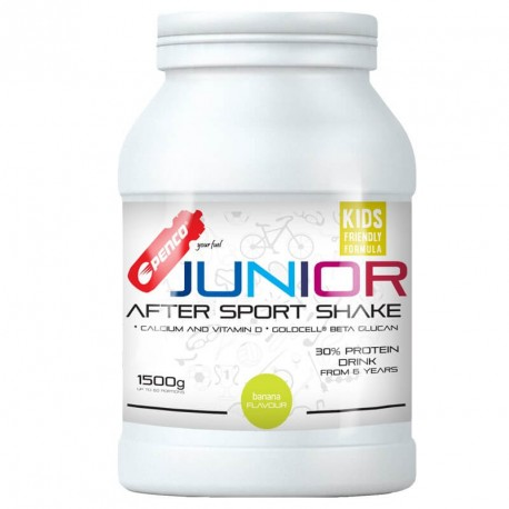 PENCO Junior After Sport Shake 1500g Banán