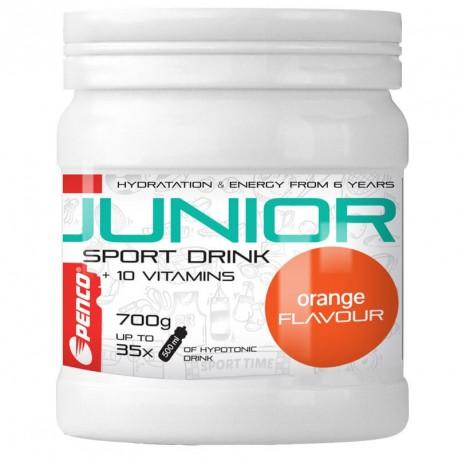 PENCO Junior Sport Drink 700g Pomeranč