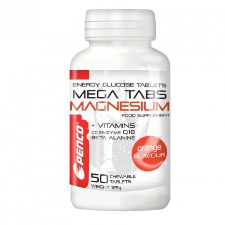 PENCO Mega Tabs Magnesium 50 tbl