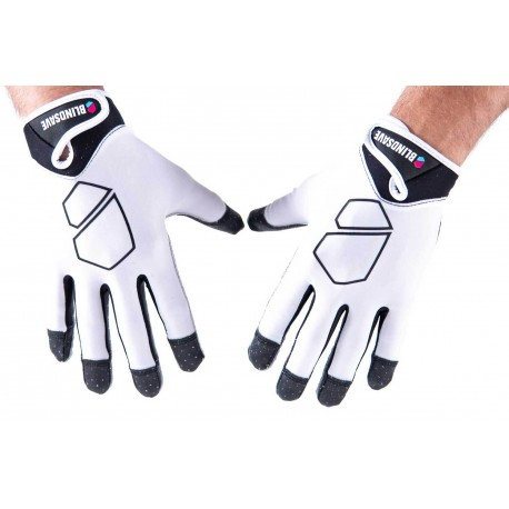 BLINDSAVE Gloves Supreme white