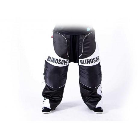 BLINDSAVE Goalie pants Supreme black/white
