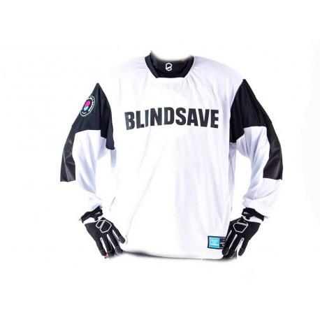 BLINDSAVE Goalie jersey Supreme white