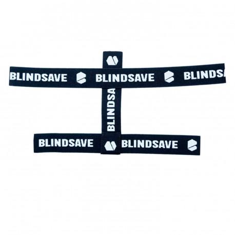 BLINDSAVE Goalie mask straps