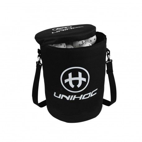 UNIHOC Ball Bag Easy black