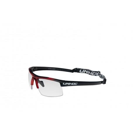 UNIHOC Eyewear ENERGY junior red/black