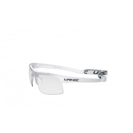 UNIHOC Eyewear ENERGY senior crystal/white