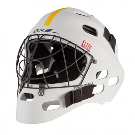EXEL Elite helmet senior/junior white