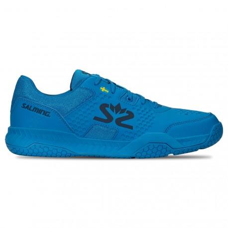 SALMING Hawk Court Men Shoe Brilliant Blue/Poseidon Blue