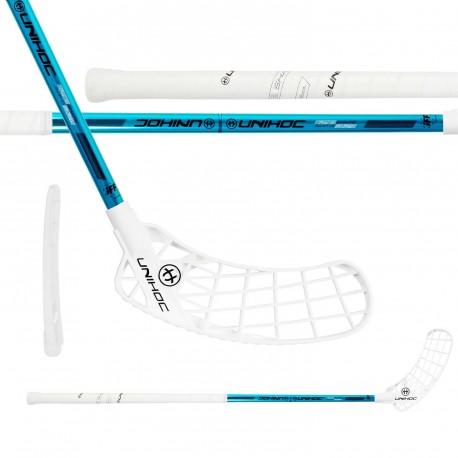 UNIHOC Iconic Curve 1.0° 29 white/turquoise