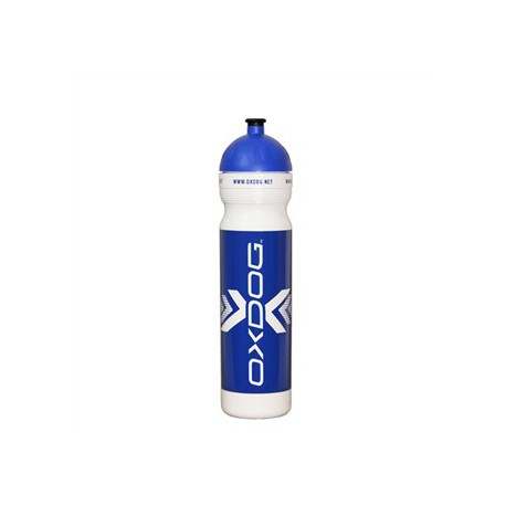 Láhev OXDOG  F1 Bottle 1L blue/white