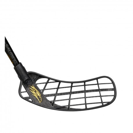 SALMING Hawk Touch Plus Black - sundáno z florbalky