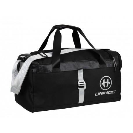 UNIHOC Sportbag Re/Play Line Small Black