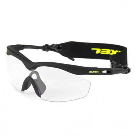 EXEL X80 Eye Guard Senior Black