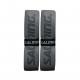SALMING X3M Pro Grip 2-Pack Grey