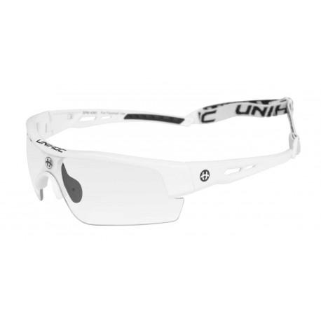 UNIHOC Eyewear Victory Senior White/Black