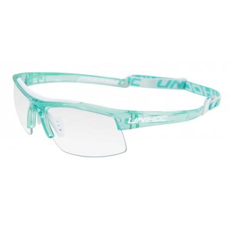 UNIHOC Eyewear Energy Kids Crystal Turquoise/White