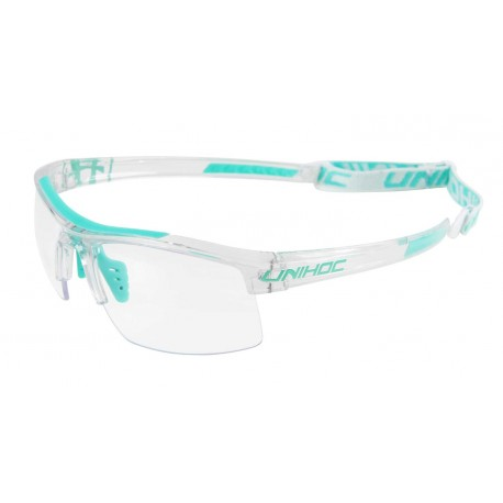 UNIHOC Eyewear Energy Junior Crystal/Turquoise
