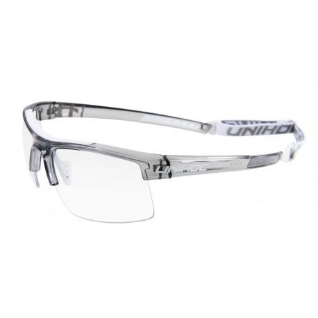 UNIHOC Eyewear Energy Senior Crystal Grey/White