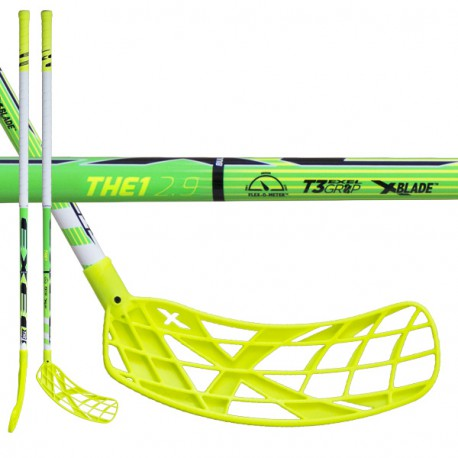 EXEL THE1 2.9 green/yellow 98 ROUND SB R ´15
