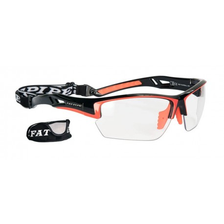 FATPIPE Protective Set Junior Orange/Black