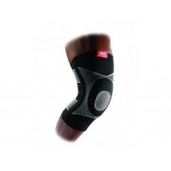 MD5116 McDavid Knee Sleeve  4-way elastic w/ gel buttress & stay