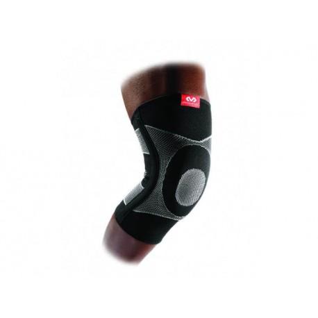 MD5116 McDavid Knee Sleeve  4-way elastic w/ gel buttress & stay