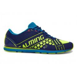 Běžecké boty Salming Race 3 Navy/Safety Yellow.