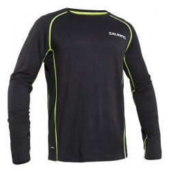 Běžecké triko Salming Running Long Sleeve Wool Men.