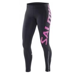 Běžecké kalhoty Salming Runing Tights Women Black.