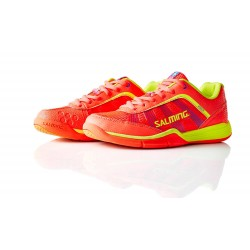 SALMING Adder Women Pink/Safety Yellow