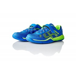 SALMING Viper 3 Kid Velcro Royal Blue