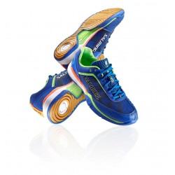 SALMING Viper 3 Men Royal Blue/Gecko Green