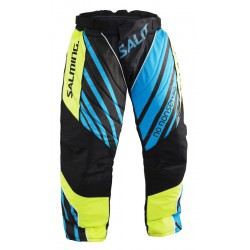 SALMING Travis Goalie Pants Yellow/Blue