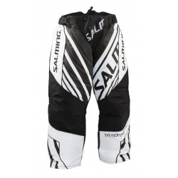 SALMING Phoenix Goalie Pants Black/White JR