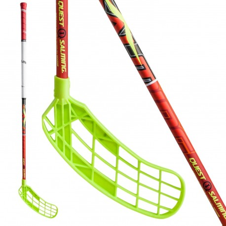 SALMING Quest 1 X-Shaft KickZone