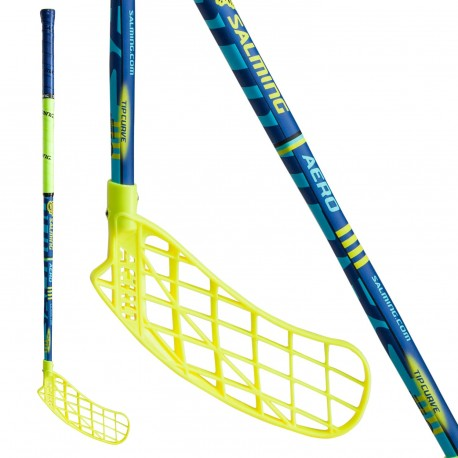 SALMING Aero KickZone TipCurve 5° Youth