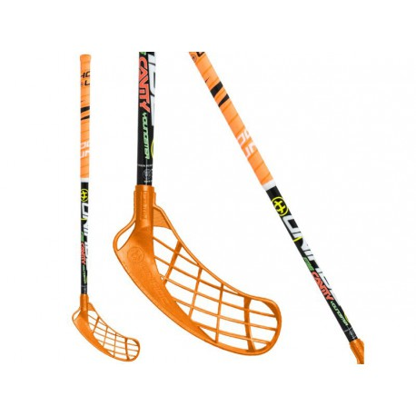 UNIHOC Cavity Youngster 36 neon orange