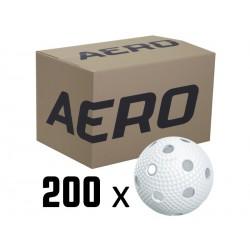SALMING Aero Ball BOX white