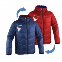 SALMING Reversible Jacket Red/Blue