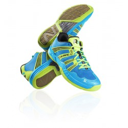 SALMING Race R1 2.0 Blue/Yellow