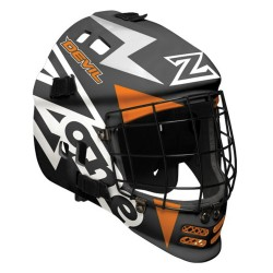 ZONE Goalie mask Devil black JR