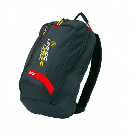 UNIHOC Backpack Crimson Line black