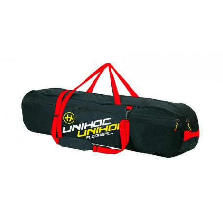UNIHOC Toolbag Crimson Line black