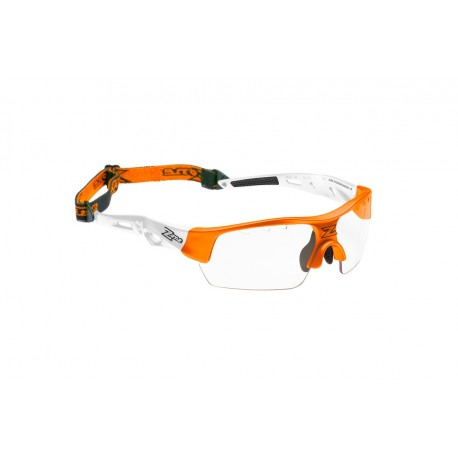 ZONE Eyewear Zone-Eye Matrix junior neon orange/white