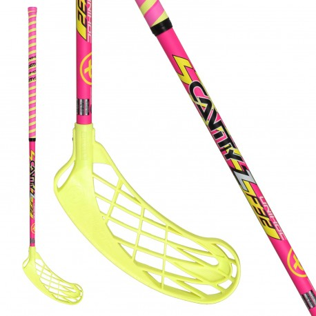 UNIHOC CAVITY Z 32 cerise/yellow