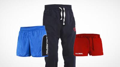 Trenýrky a kalhoty