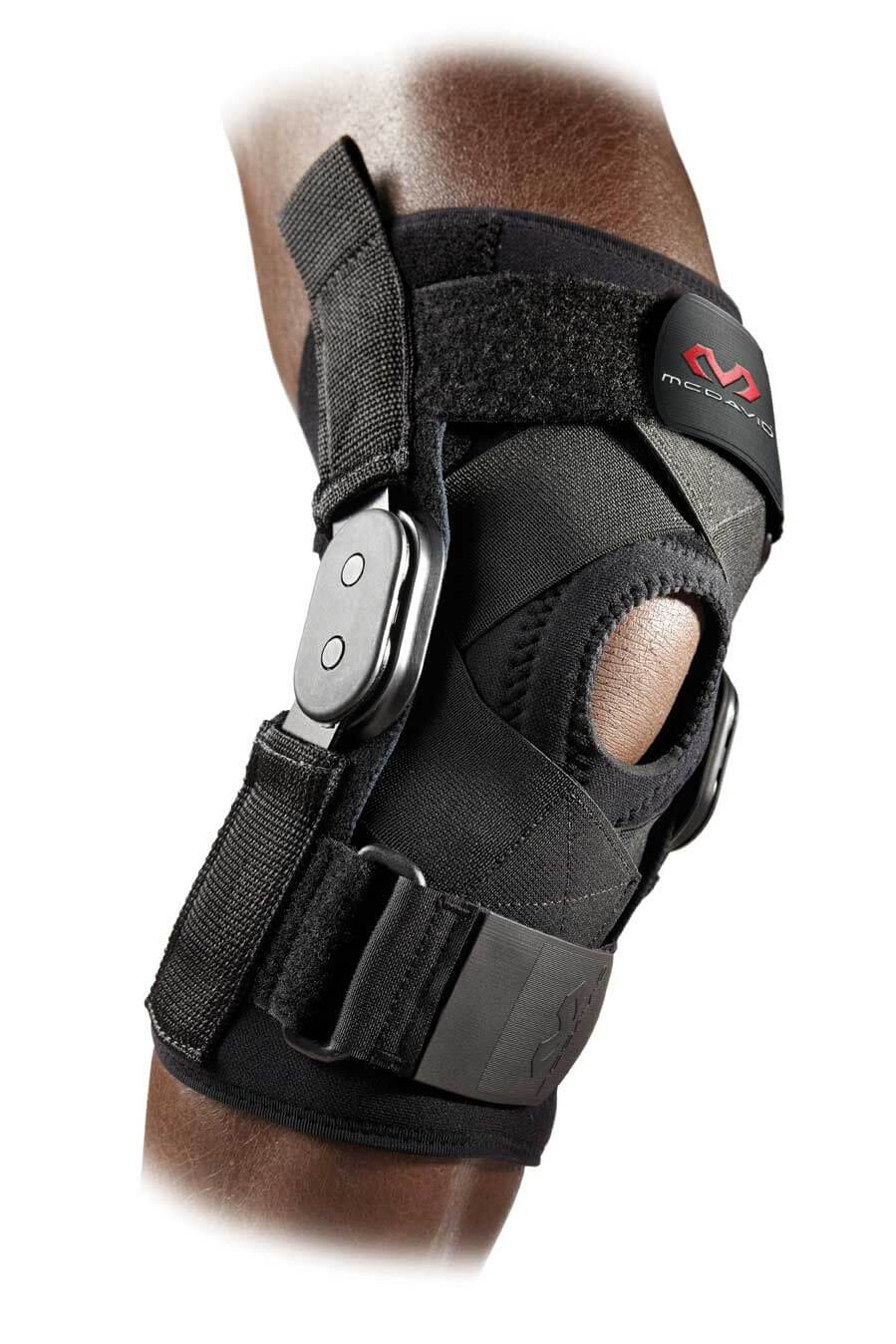 Příklad ortézy typu funkční - kolenní ortéza